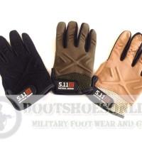 Sarung tangan 511 XTG tactical series glove 3 colour full finger
