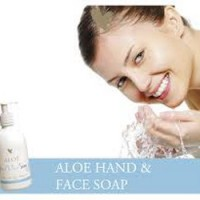 Forever Aloe Hand & Face Soap Natural Skin & Face Ceansing 473ml