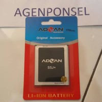 Baterai Advan S5J+ Batre Batere Battery Original Ori