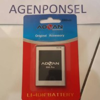 Baterai Advan S5E PRO Batre Batere Battery Original Ori