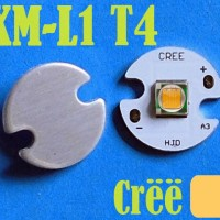 harga Led Cree Xm-l1 T4 Led Warm Emitter Usa 16mm Aluminium Base Tokopedia.com