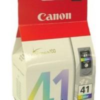 Canon Tinta Printer Warna 41 Printer Ink