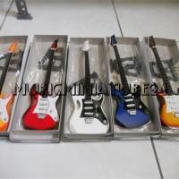 harga Miniatur Gitar Standart Ibanez Jem Series Tokopedia.com