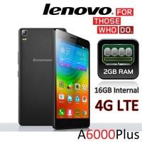 harga Lenovo A6000 PLUS - RAM 2GB-16GB new garansi resmi termurah Tokopedia.com