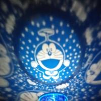 harga Lampu Tidur Proyektor Doraemon Custom (bisa Ganti Warna Bg) + Musik Tokopedia.com