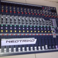 harga Soundcraft EFX12 , mixer audio 16 Ch (12mono+2st) + FX [made in CHINA] Tokopedia.com