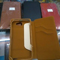 Leather Case Ralfit Cross Evercoss Elevate Y2 A80a