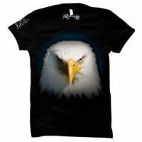 Kaos 3D - EAGLE BLACK