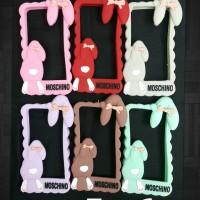 harga Moschino Rabbit Bumper Silicon Case Tokopedia.com
