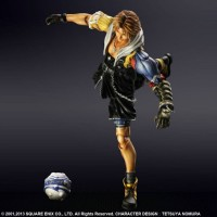 Play Arts Tidus Final Fantasy XMISB