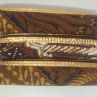 Tempat Pensil Dari Kain Perca Batik Tulis Cocok Untuk Souvenir