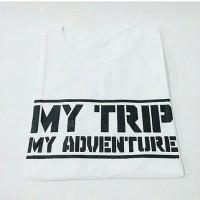 Kaos Tumblr Tee Wanita - My Trip My Advanture