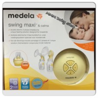 Medela Breast Pump Swing Maxi & Calma Double