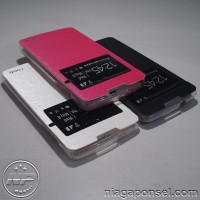 Flip Cover View Candy For Oppo Yoyo R2001