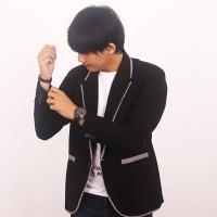 Blazer Style Aliando Syarief kode SK-46