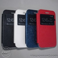 Vipcase For Blackberry Q5 [ Sarung Hp Bb Flip Cover Jelly ]