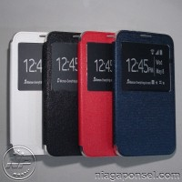 Vipcase For Samsung Galaxy Mega 2 [ Flip Cover Sarung Hp Jelly ]