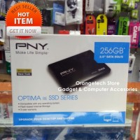 PNY Optima RE SSD Series 256GB 2.5inch SATA 6Gb / S Original