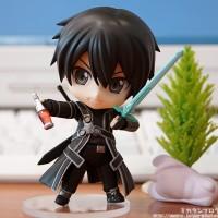 Nendoroid Kirito Sword Art Online Bootleg