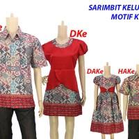 harga Dres Anak Baju Sarimbit Keluarga couple.grosir Batik Sarimbit keluarga Tokopedia.com