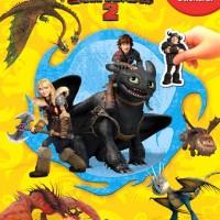 harga Super Sticker Book How to Train Your Dragon 2 Tokopedia.com