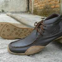 harga Sepatu Dr.becco Ferrari Kulit Sapi Tokopedia.com