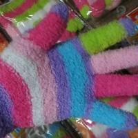 harga sarung tangan rajut bulu belangjari (import) Tokopedia.com