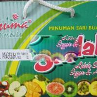 Minuman Sari Apel Anggur Siiplah Khas Kota Batu Malang