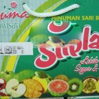 Minuman Sari Apel Leci Siiplah Khas Kota Batu Malang