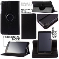 harga 360 Degree Rotary Leather Case Asus Fonepad 8 Tokopedia.com