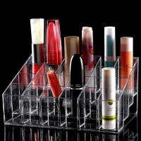 Cosmetic Organizer Lipstick relian mascara leopard naked nyx matte mac