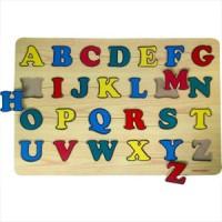 Toko Mainan Anak Edukasi - Puzzle MYABC