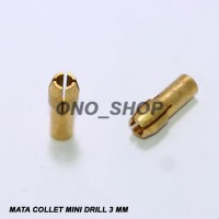 Mata Collet Mini Drill 3mm