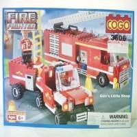 Lego COGO - Fire Fighter 3606