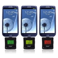 Ipega LCD Display Alcohol Tester Samsung S3/S4/Note 2/3 PG-Si017