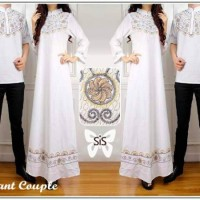 harga Kemeja Koko Dan Dress Couple Sis Elegant 1206 Tokopedia.com