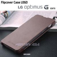 Flipcover LOGO LG Optimus-G E975