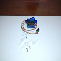 Micro Mikro Servo HXT900 9g / 1.6kg / .12sec