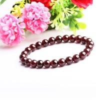 harga Gelang Batu Biduri Delima/garnet Merah Anggur 5mm Tokopedia.com
