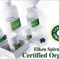 Elken Spirulina (500 Tablet)