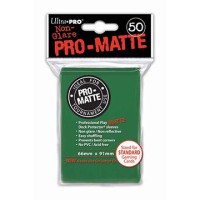 Ultra Pro Matte Sleeves Standard Size 50ct (Pokemon/MTG)