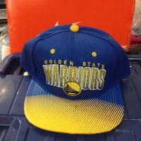 snapback-topi NBA team golden state warriors