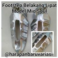 Footstep Belakang Lipat Model Mio Soul
