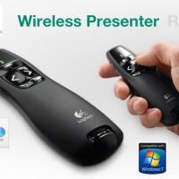 harga Logitech R400 Wireless Presenter Garansi 1 Tahun Tokopedia.com