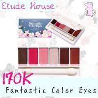 Etude House Fantastic Color Eyes