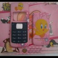 Casing Nokia 1265 CDMA Gambar Tweety Timbul