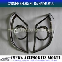 harga Garnish Lampu Belakang/Rear Lamp Garnish Mobil Daihatsu Ayla Tokopedia.com