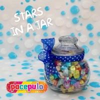 TP-01 Stars in a Jar / Bintang dalam Botol Toples / Origami Bintang