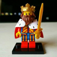 lego classic king baru new series 13 minifigures minifig