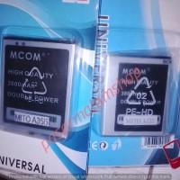 baterry baterai mito a355 ba-00041 dobel power mito a-355 mcom 3800mah